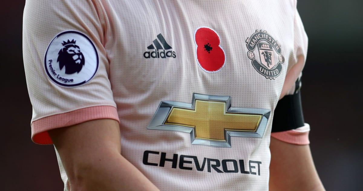 011605b11aa Ranking the Top 20 Most Lucrative Shirt Sponsorship Deals in European  Football | 90min