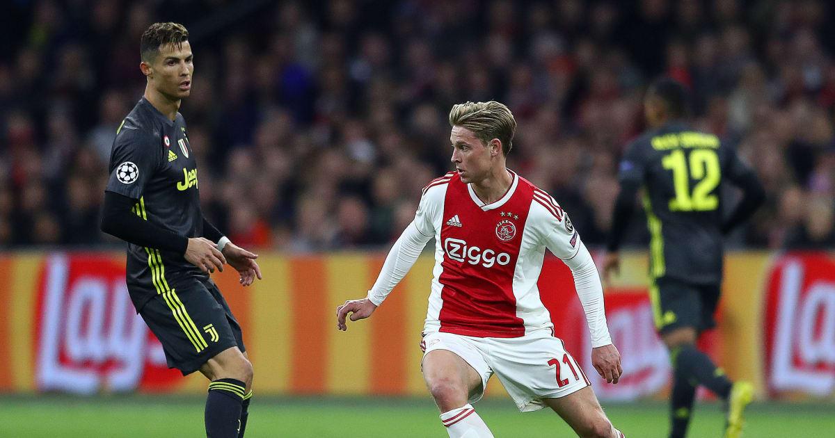 Juventus vs Ajax - Champions League: Jadwal Laga, Stasiun TV, dan Info Skuat | 90min