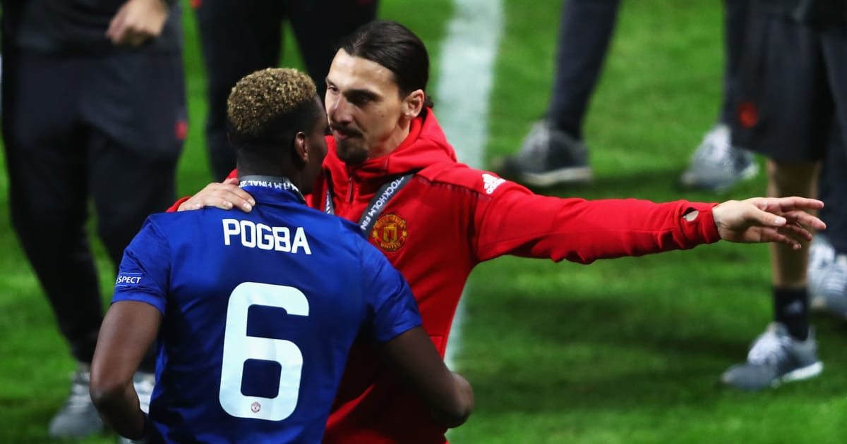 Zlatan Ibrahimovic Reveals Why it Never Worked Out Between Paul Pogba and Jose Mourinho at Man Utd