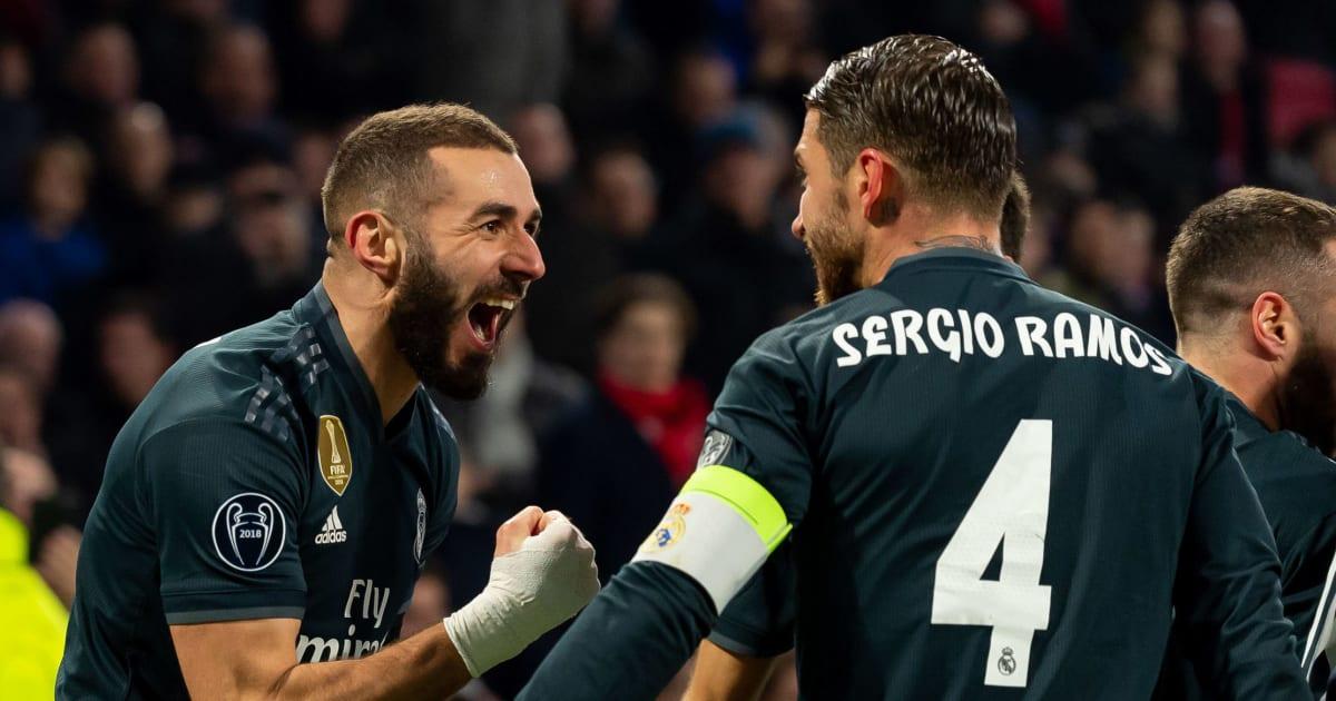 Real Madrid 1 2: Real Madrid (1-2) : Les Notes De La