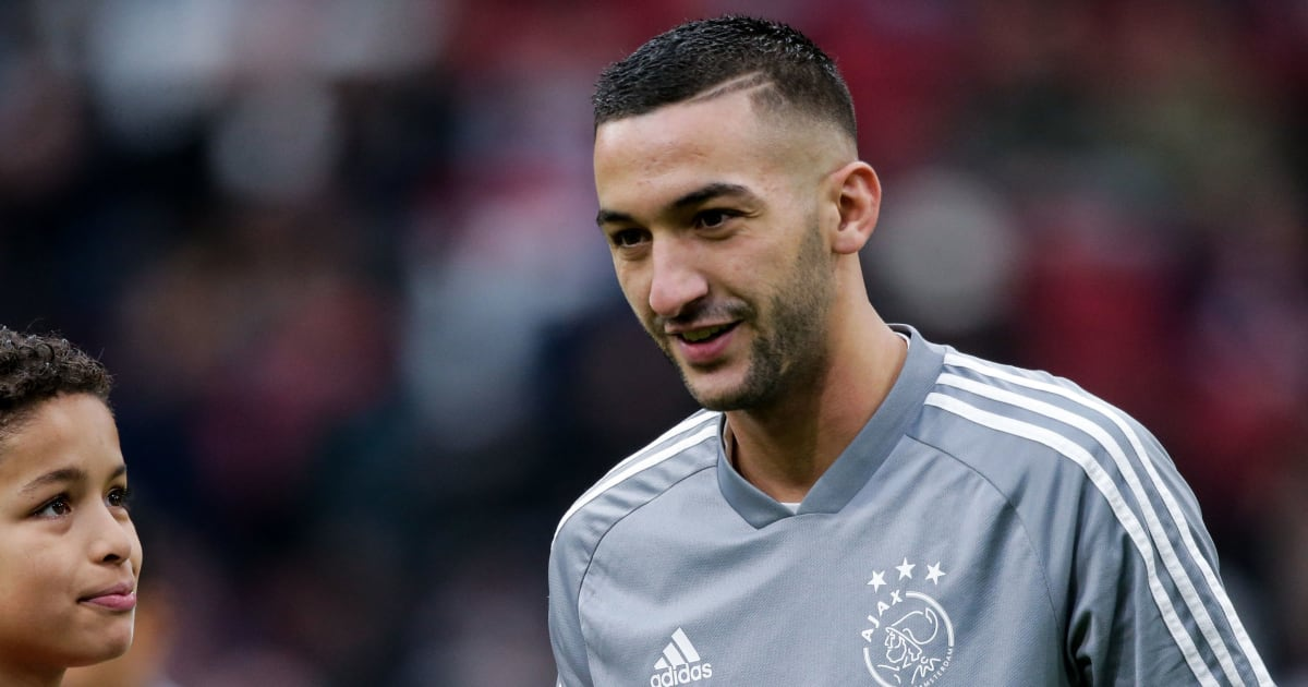 Mass Exodus Set to Happen at Ajax After Hakim Ziyech's Chelsea Move