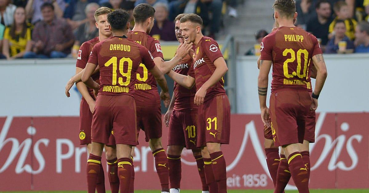 Borussia Dortmund in versione Roma, i giallorossi non ci stanno e ...