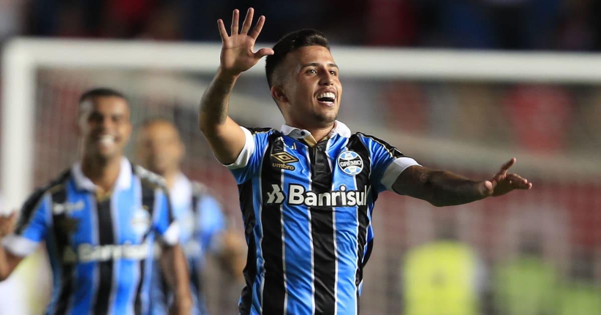 Dois anos após primeiro título, Matheus Henrique domina espaço que era de Arthur no Grêmio