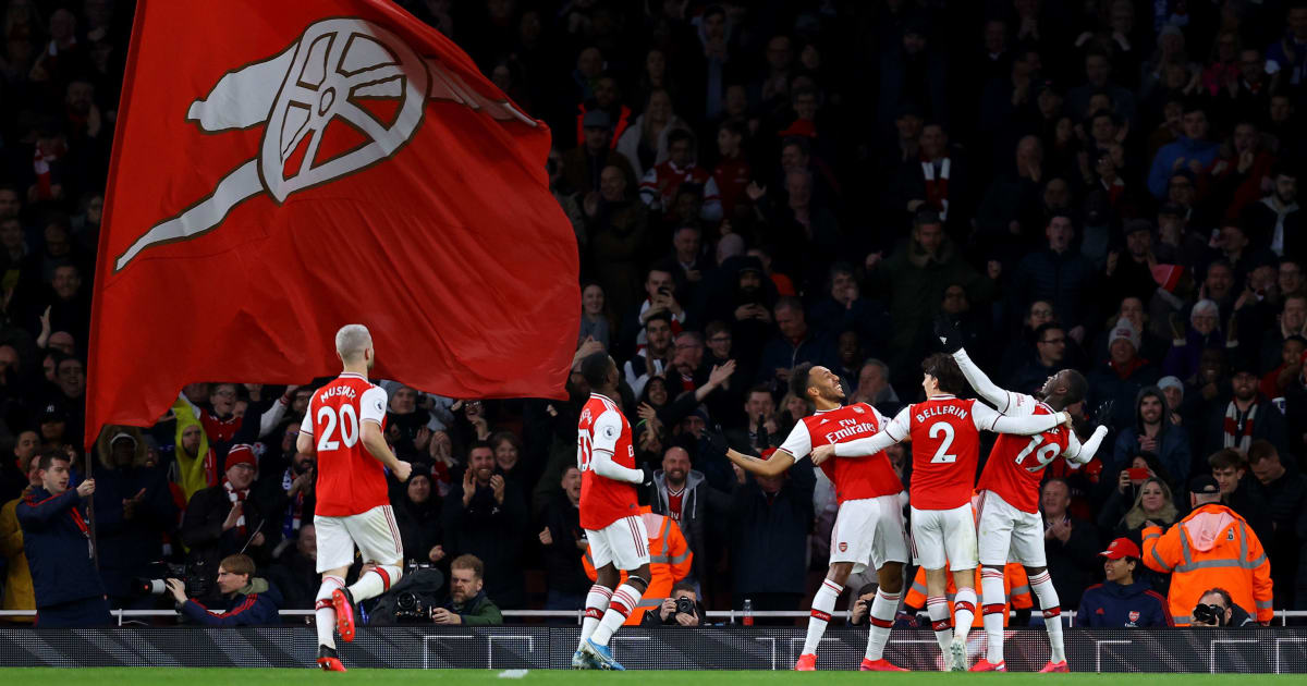 Arsenal 3-2 Everton: Report, Ratings & Reaction as Aubameyang Double Earns Gunners a Thrilling Win