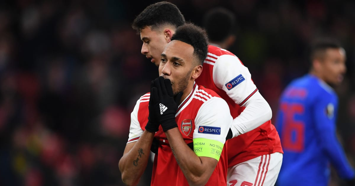 Arsenal's Shocking Collapse Against Olympiacos Summed Up by Damning Stat