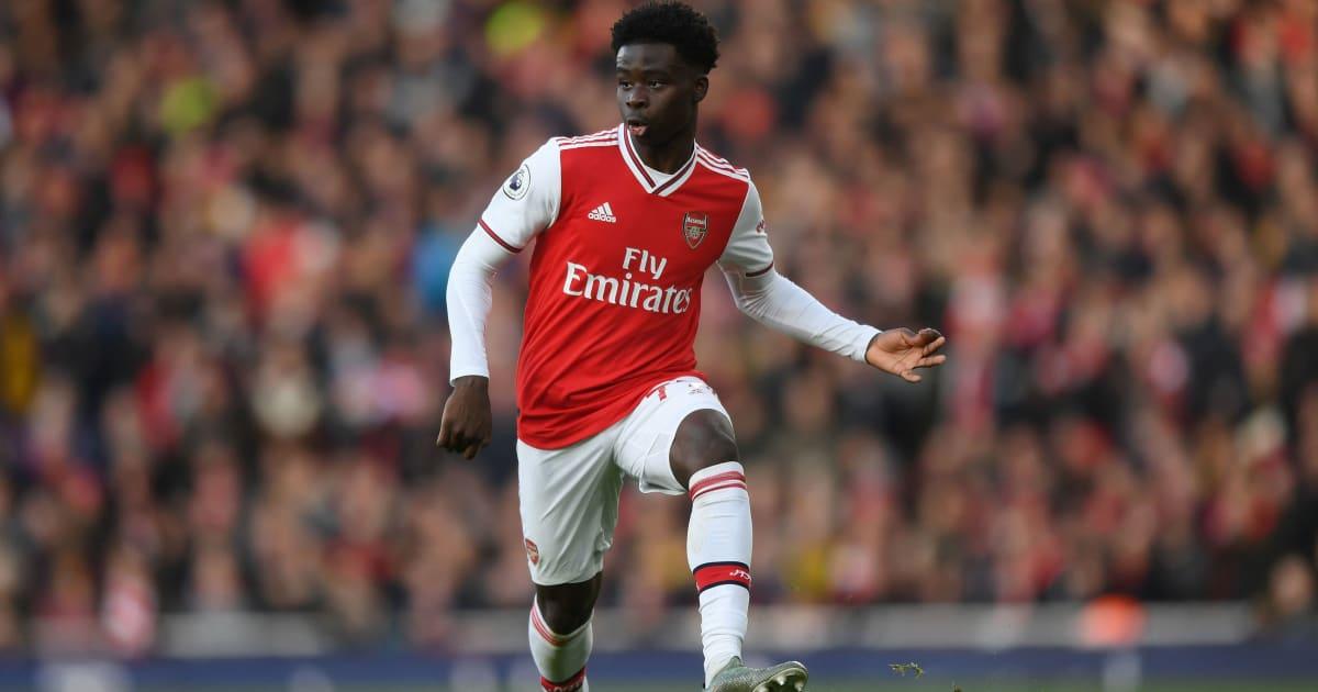 Robin van Persie Compares Arsenal Wonderkid Bukayo Saka to Club Legend Dennis Bergkamp