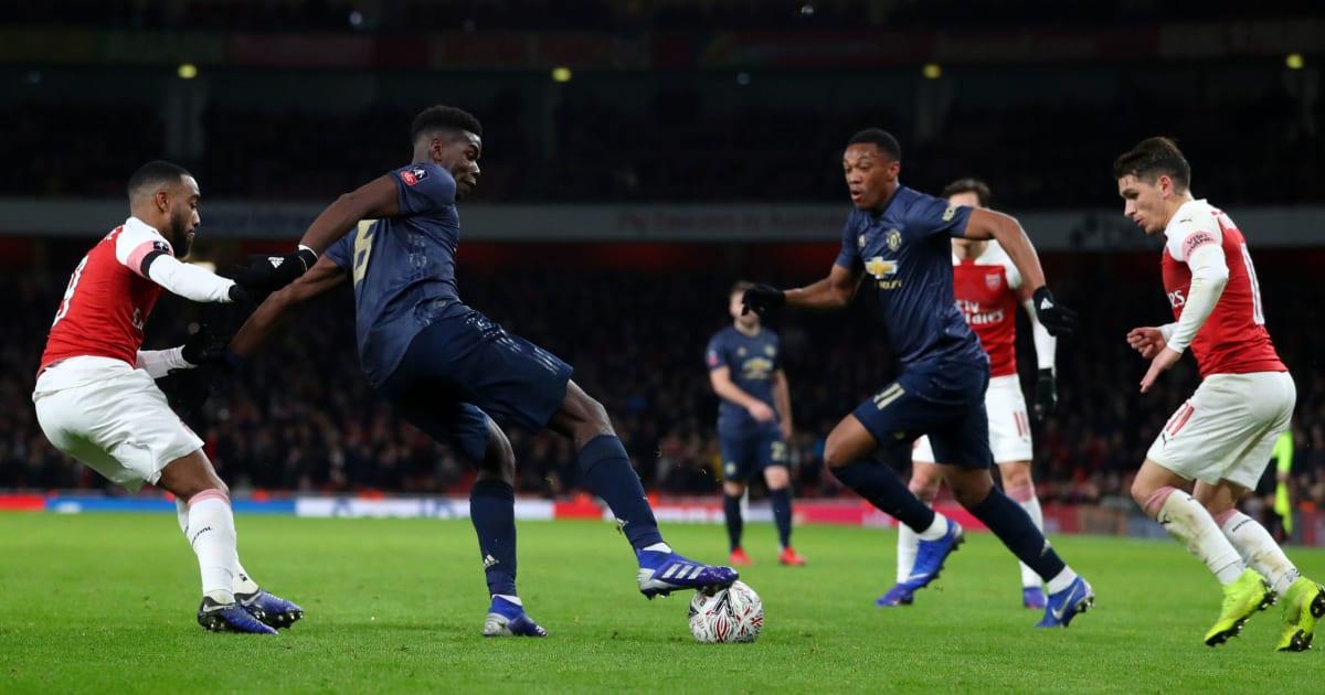 Man Utd Vs Arsenal