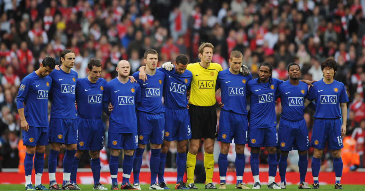 Suits You: Manchester United's 9 Best Kits Of The Premier