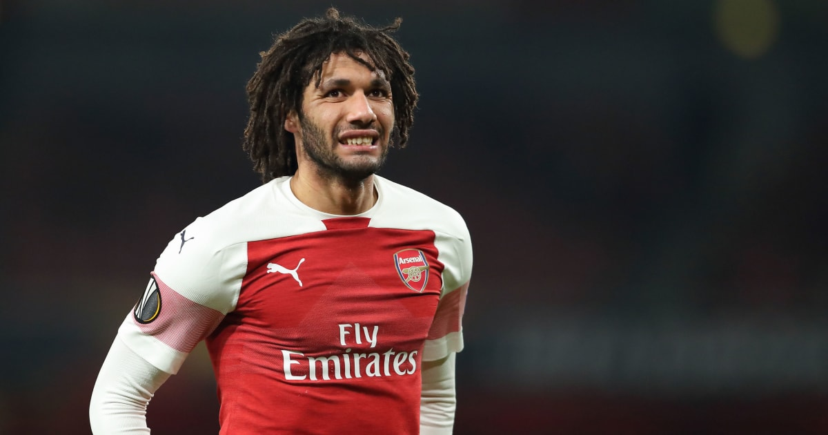 Premier Auto Group >> Mohamed Elneny Sparks Arsenal Exit Rumours With Emotional ...