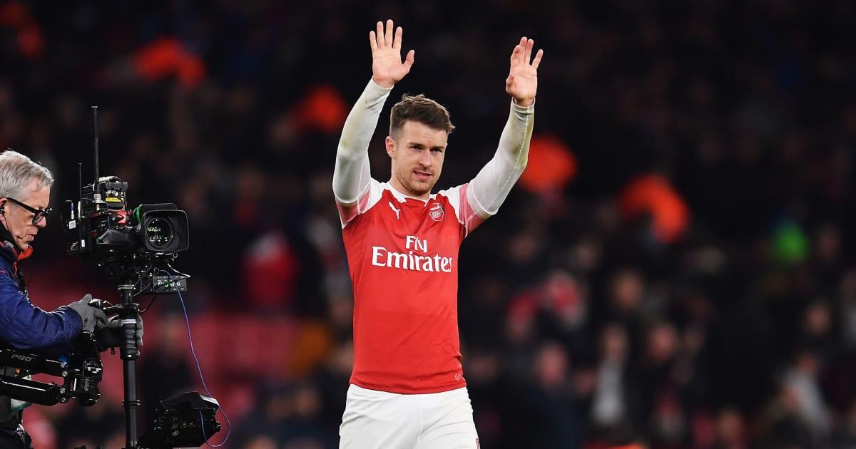 Ramsey Juve: 1 Giờ Kiếm 70 Triệu, Lương Cao Nhì Serie A Sau Ronaldo