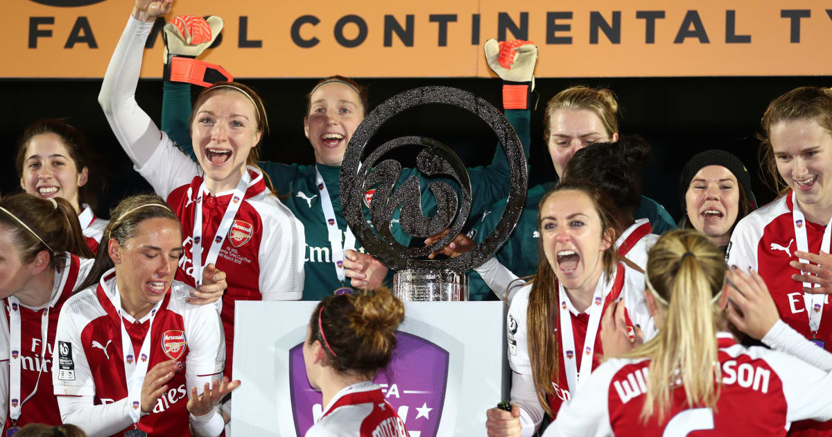 Continental Cup Final Preview: Where to Watch, Live Stream, Form & More as Arsenal Face Man City