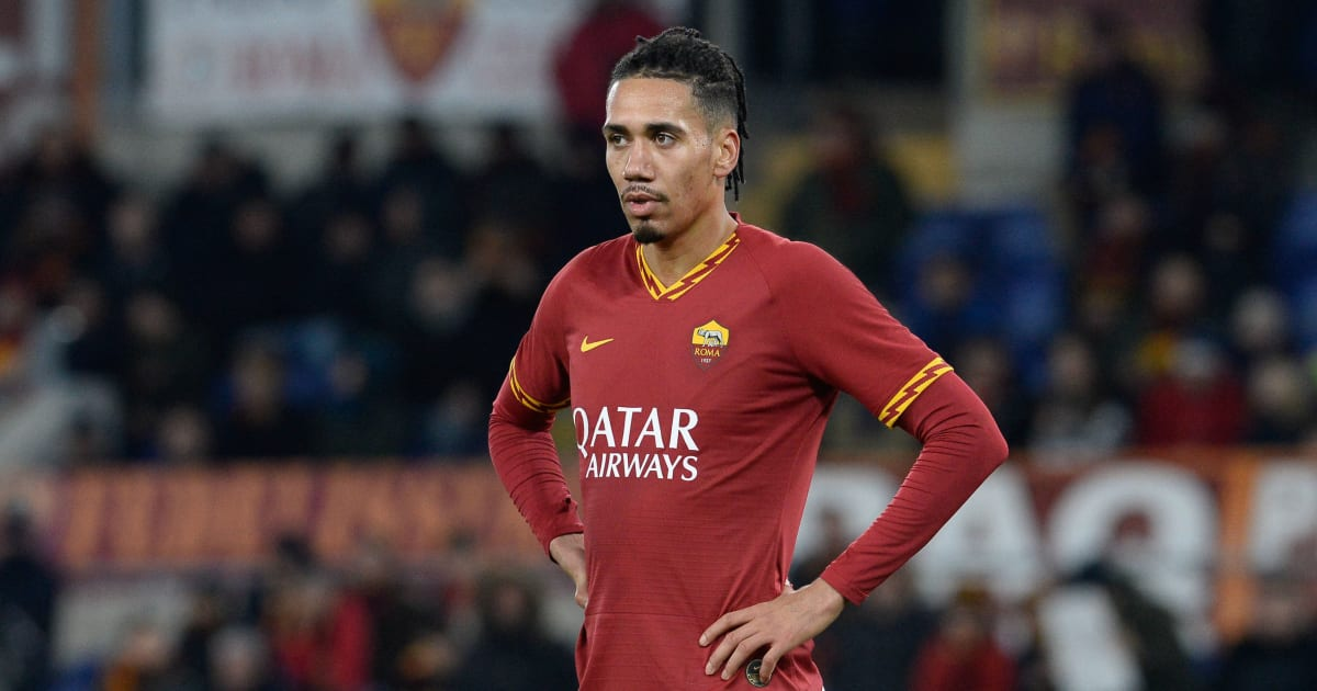 Chris Smalling Responds to Rumours He Could Make Roma Move Permanent