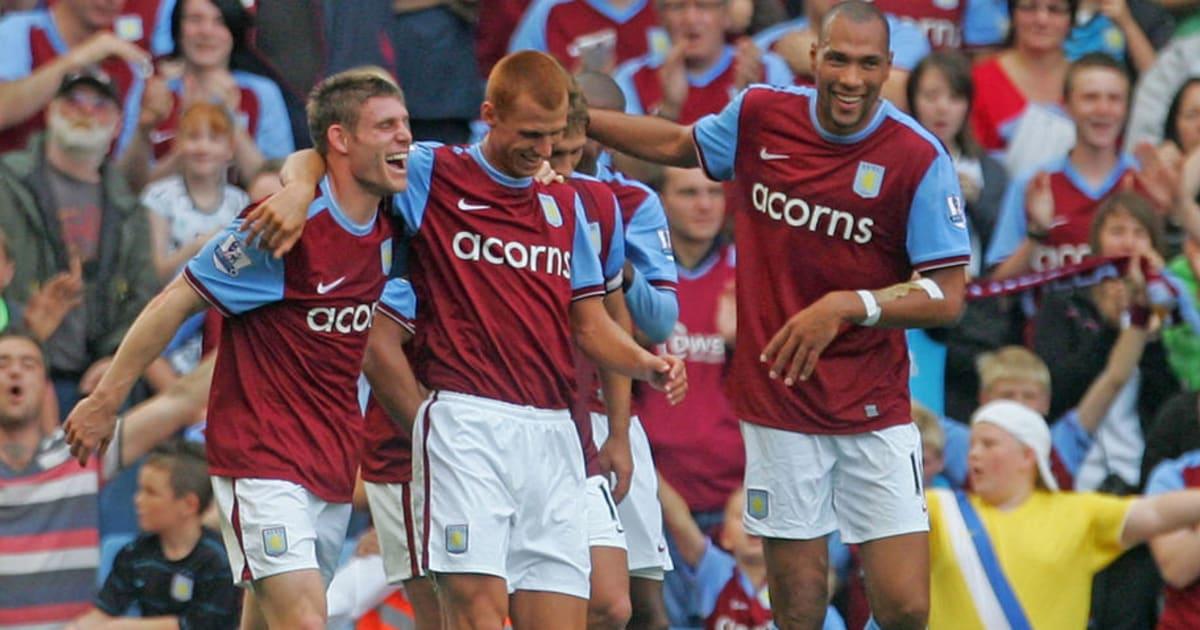 Aston Villa's 10 Greatest Premier League Seasons - Ranked
