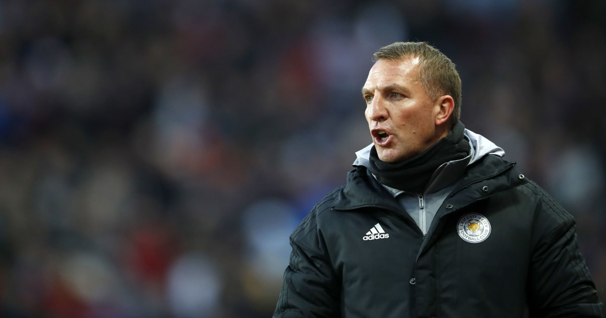 Brendan Rodgers Issues Title Warning to Liverpool
