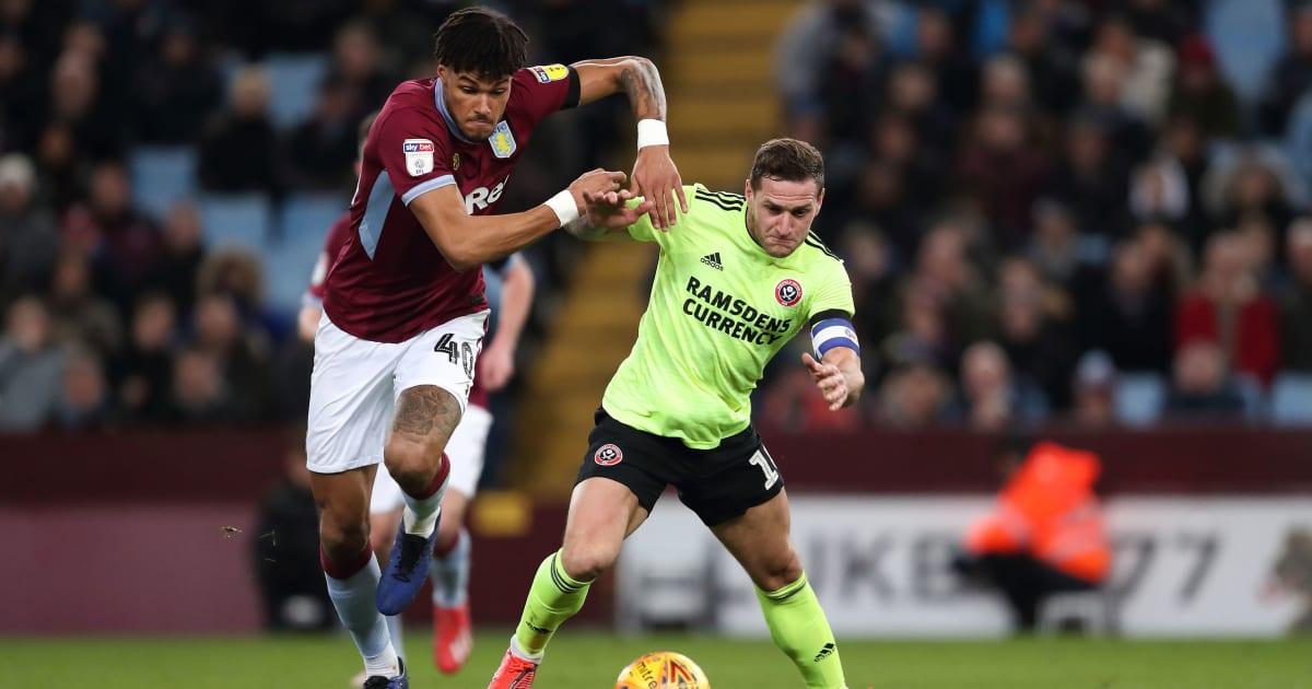 Sheffield United vs Aston Villa: Villa's Winning Record ...