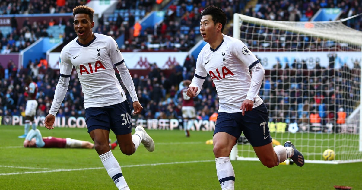 Aston Villa 2-3 Tottenham: Report, Ratings & Reaction as ...