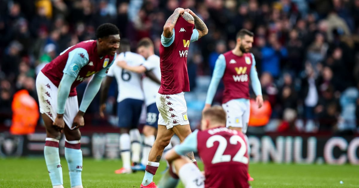 Calamitous Errors Leave Aston Villa With Worst Defence in Premier League - And They Must Tighten up