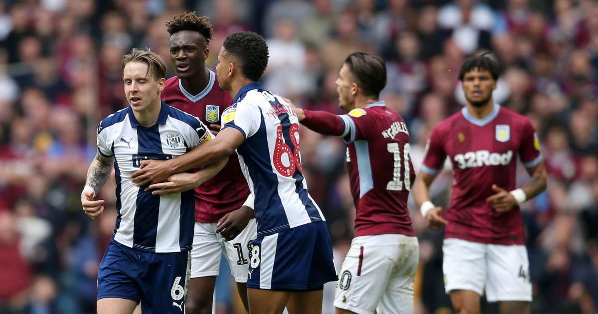 Aston Brom  Where Watch, Villa West to Live vs Preview: