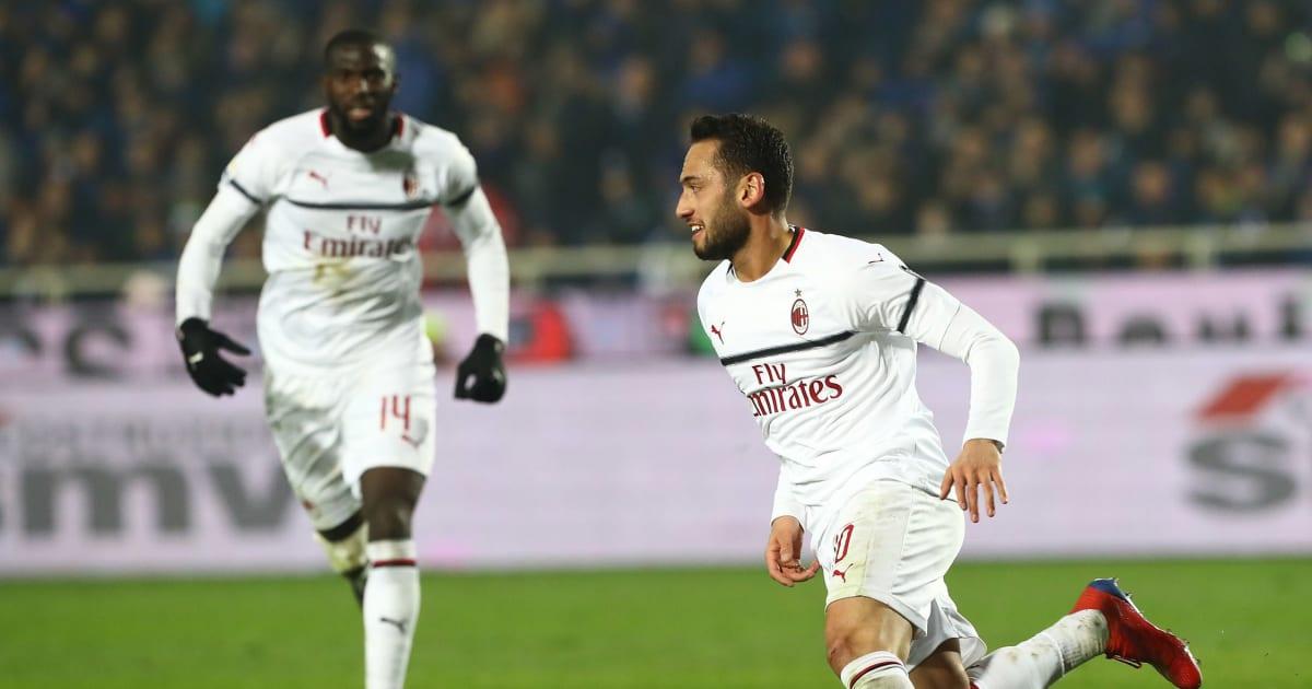 Milan gioia calhanoglu il turco ritorna a segnare ecco - Quanto si da di caparra per acquisto casa ...