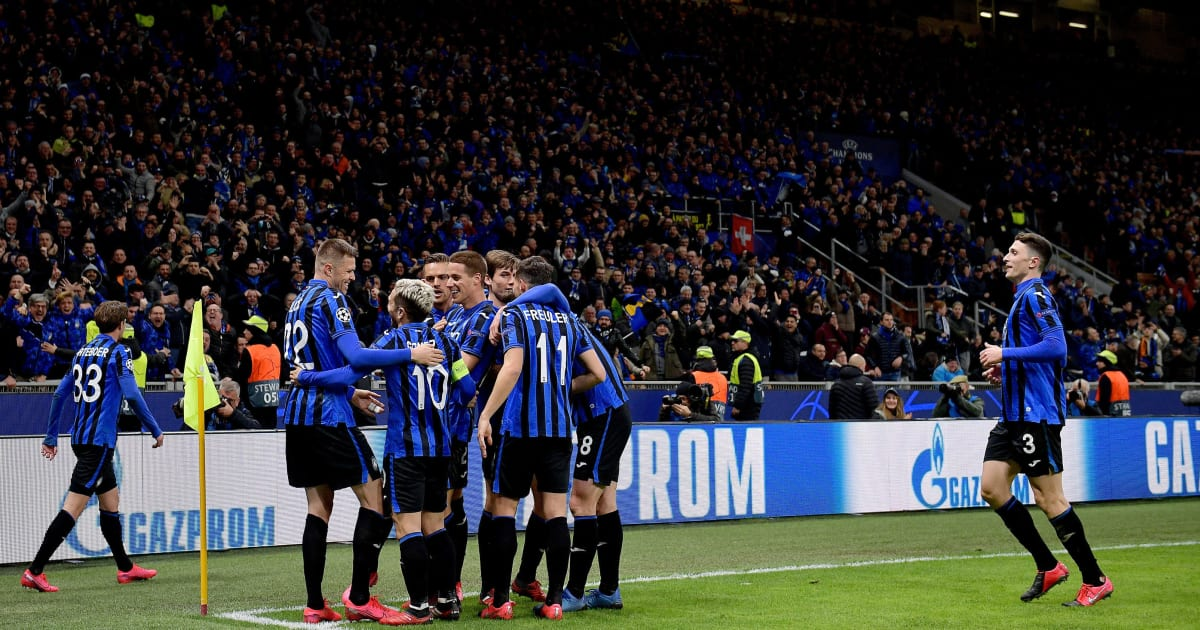 Atalanta Brush Aside Valencia With Ruthless Display in ...