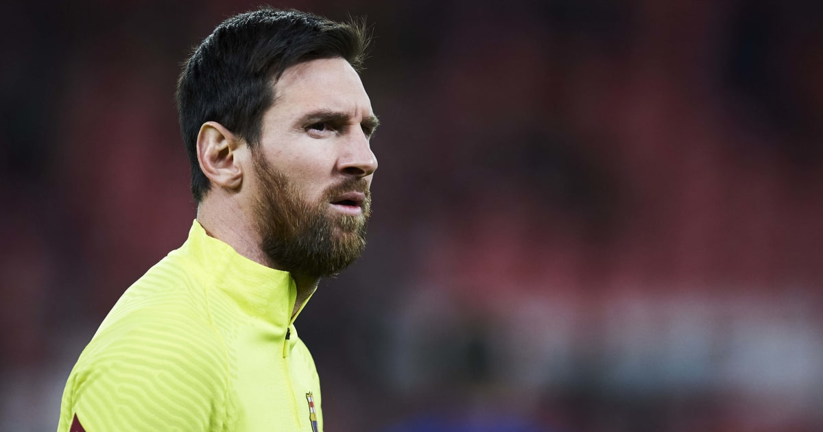 Lionel Messi Makes Decision to Stay at Barcelona - Man City Set to End Pursuit