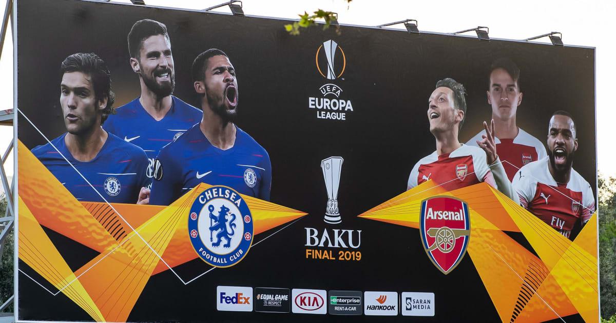 CHÍNH THỨC: UEFA ra thông báo xin lỗi cả Arsenal và Chelsea