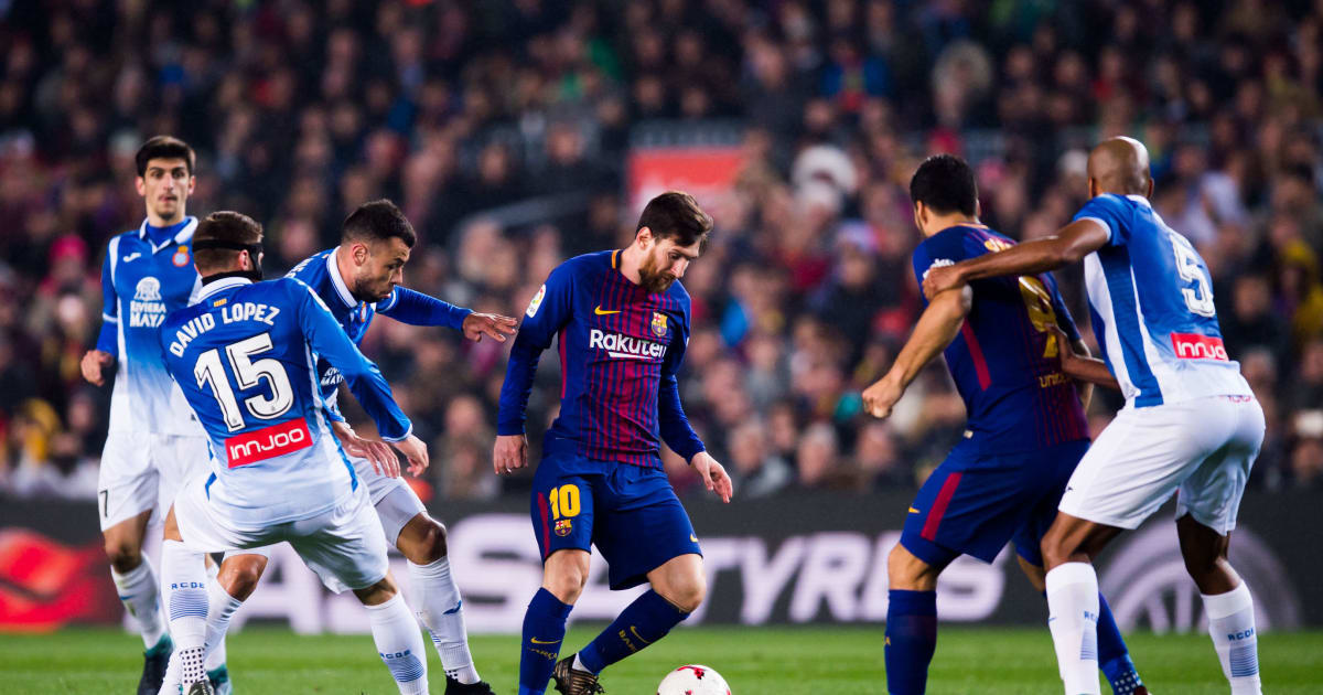 Prediksi Lineup Real Madrid Vs Getafe La Liga: Prediksi Lineup Barcelona Vs Espanyol - La Liga