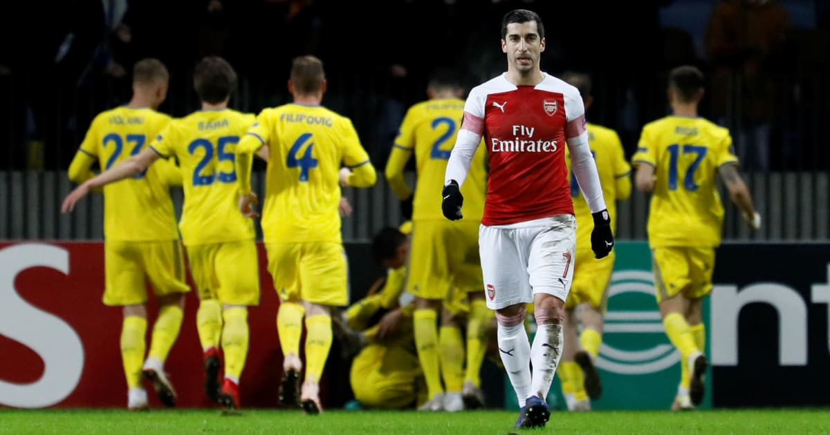 arsenal vs bate - photo #12