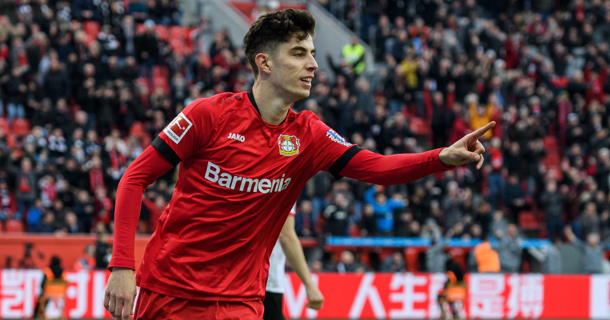 Kai Havertz Makes Huge Admission About His Future as Big ...