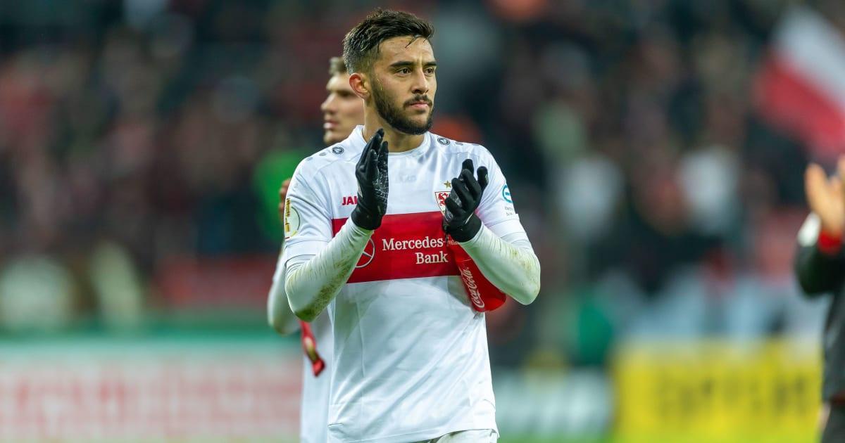 """VfB-Stürmer González dachte über Abschied nach: """"Ich sagte, zählt auf mich"""""""