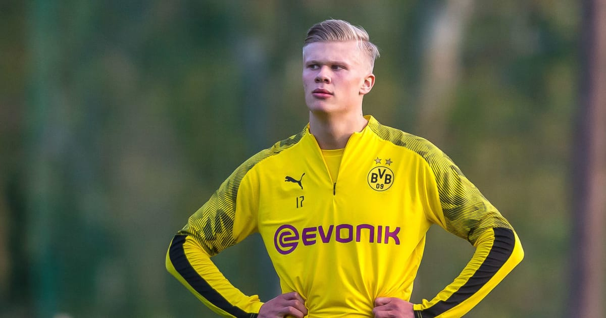 Erling Haaland Explains Why He Rejected Clubs Including Man Utd To Join Borussia Dortmund 90min