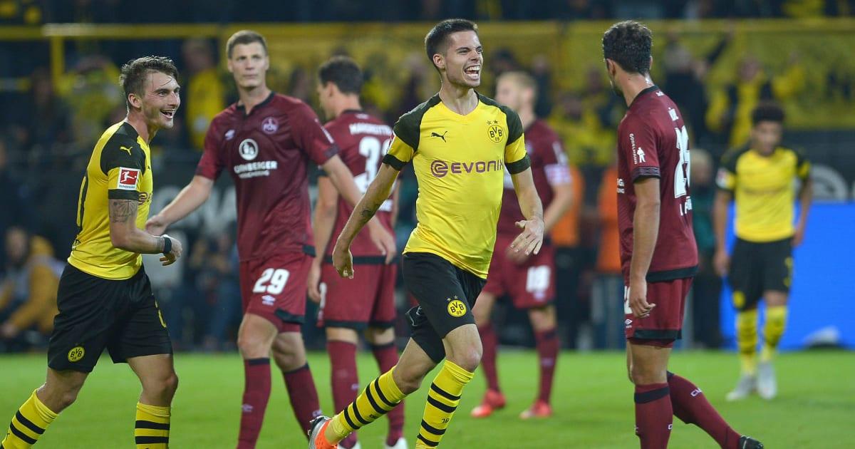 Nuremberg vs Borussia Dortmund Preview: Where to Watch, Live Stream, Kick Off Time & Team News