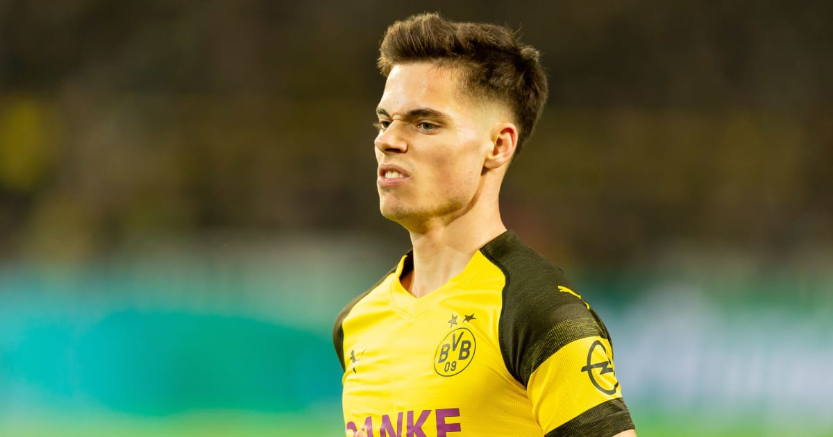julian weigl set to remain at title chasing dortmund despite rumoured interest from psg 90min. Black Bedroom Furniture Sets. Home Design Ideas
