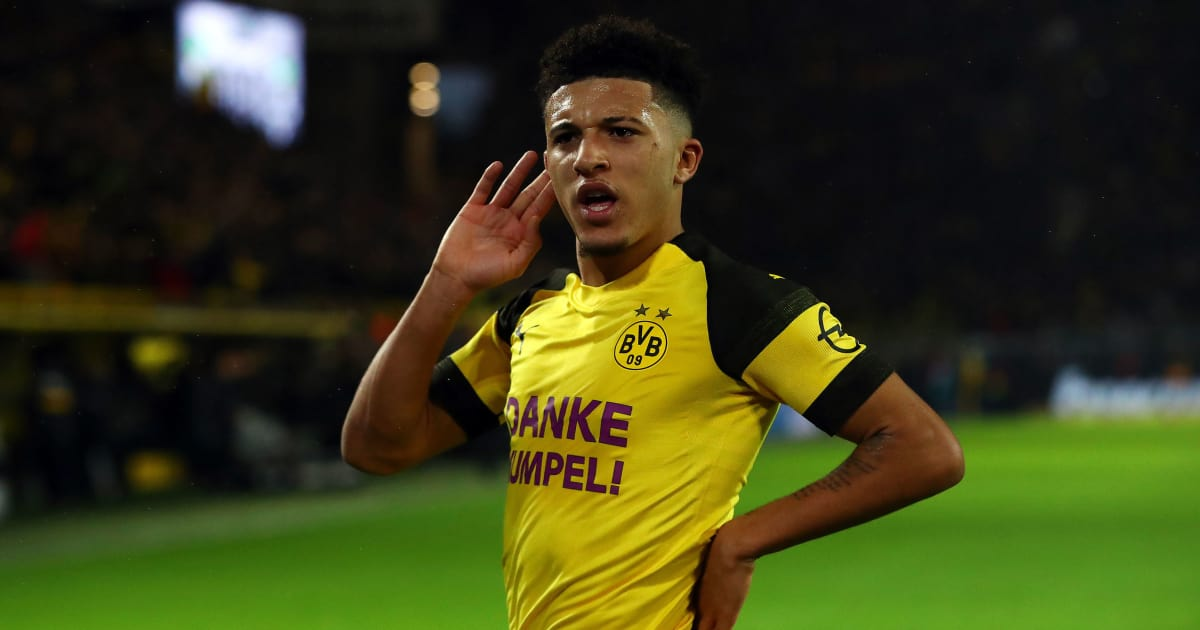 jadon sancho insists he has no plans to leave dortmund amid interest from former club man city. Black Bedroom Furniture Sets. Home Design Ideas