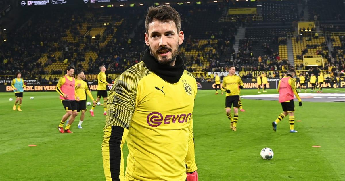 Roman Bürki vor Vertragsverlängerung beim BVB
