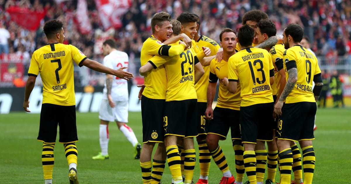 Neven Subotic Claims Borussia Dortmund Are U0026 39 Very Clearly