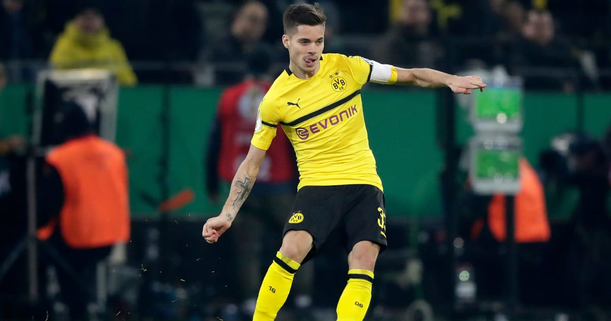 Julian Weigl Refuses to Rule Out Summer Move to Tottenham From Borussia Dortmund