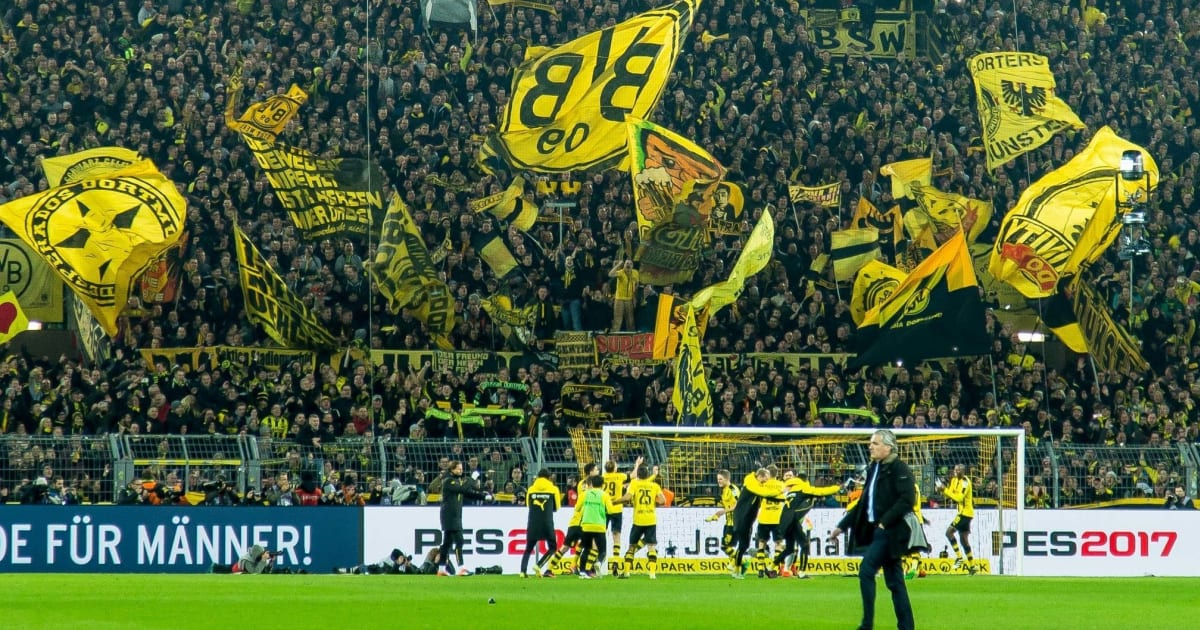 10 Games Borussia Dortmund Fans Should Rewatch While Football Takes A Break 90min