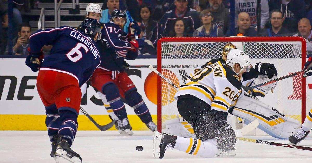 Bruins Vs Blue Jackets Nhl Playoffs Live Stream Reddit For Game 4 12up