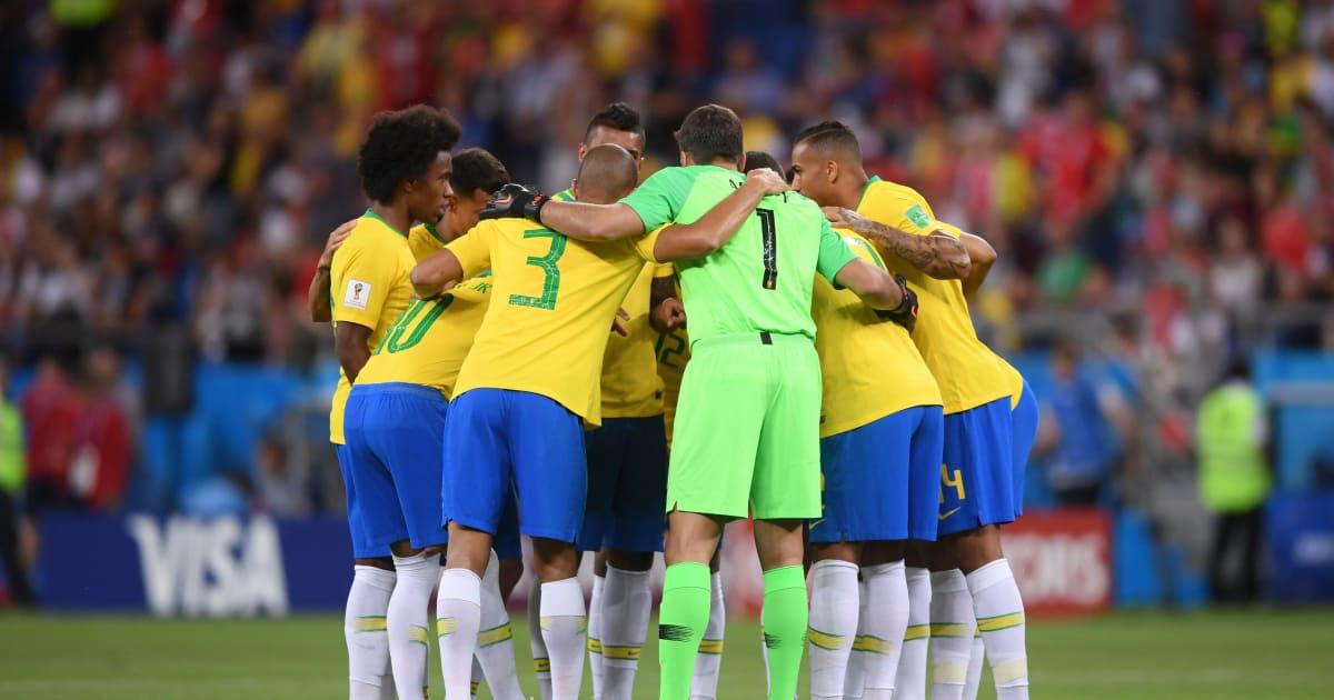 COUP DUR : Un joueur du Brésil forfait pour le reste de la ...
