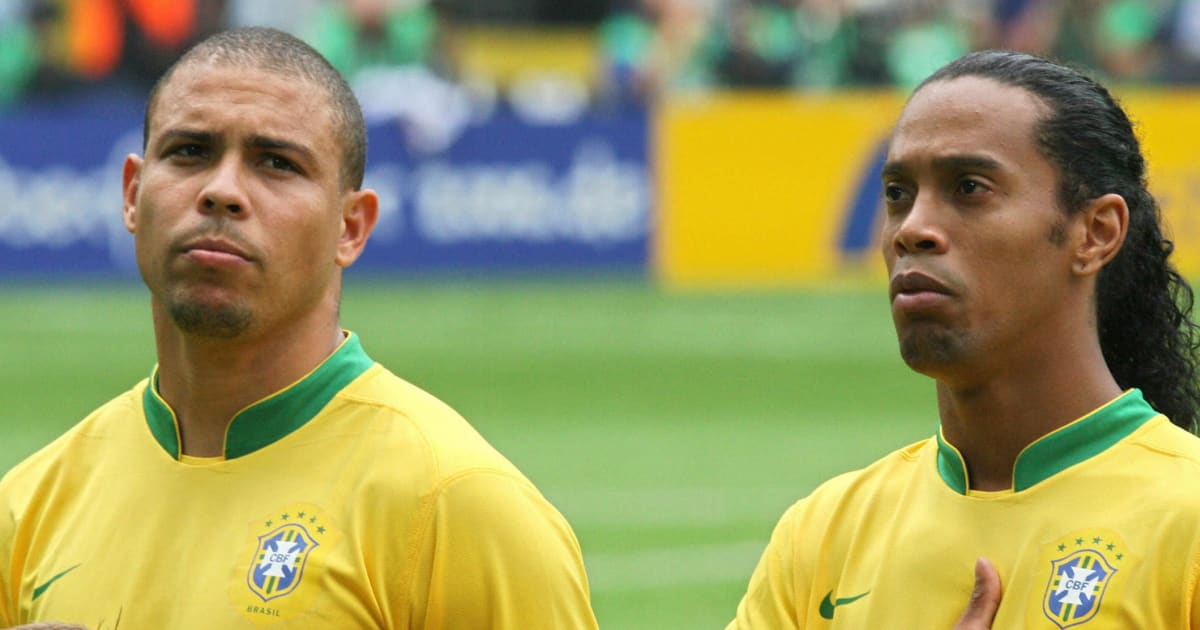 Brazil Legends Ronaldo & Ronaldinho Finally Give Verdict on Messi vs  Cristiano Debate | ht_media
