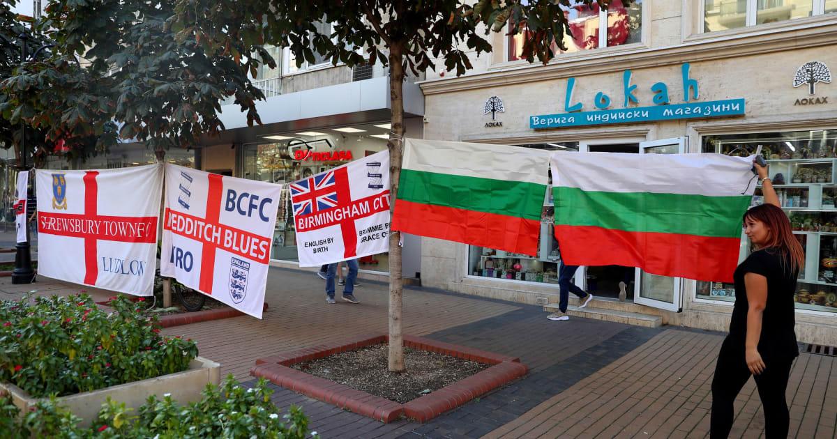 bulgaria vs england - photo #1