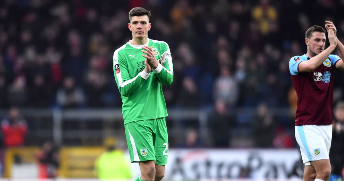 Arsenal Consider Move for Burnley Keeper Nick Pope to Replace Retiring Petr Cech