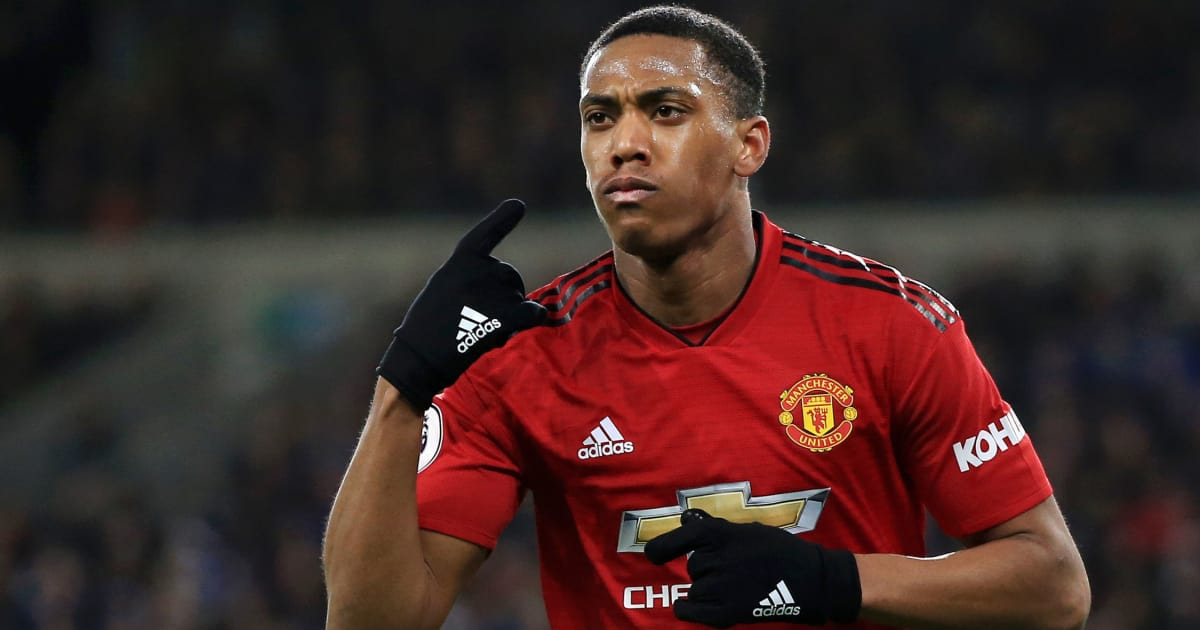Anthony Martial on the Verge of Agreeing New 5-Year Contract With Manchester United
