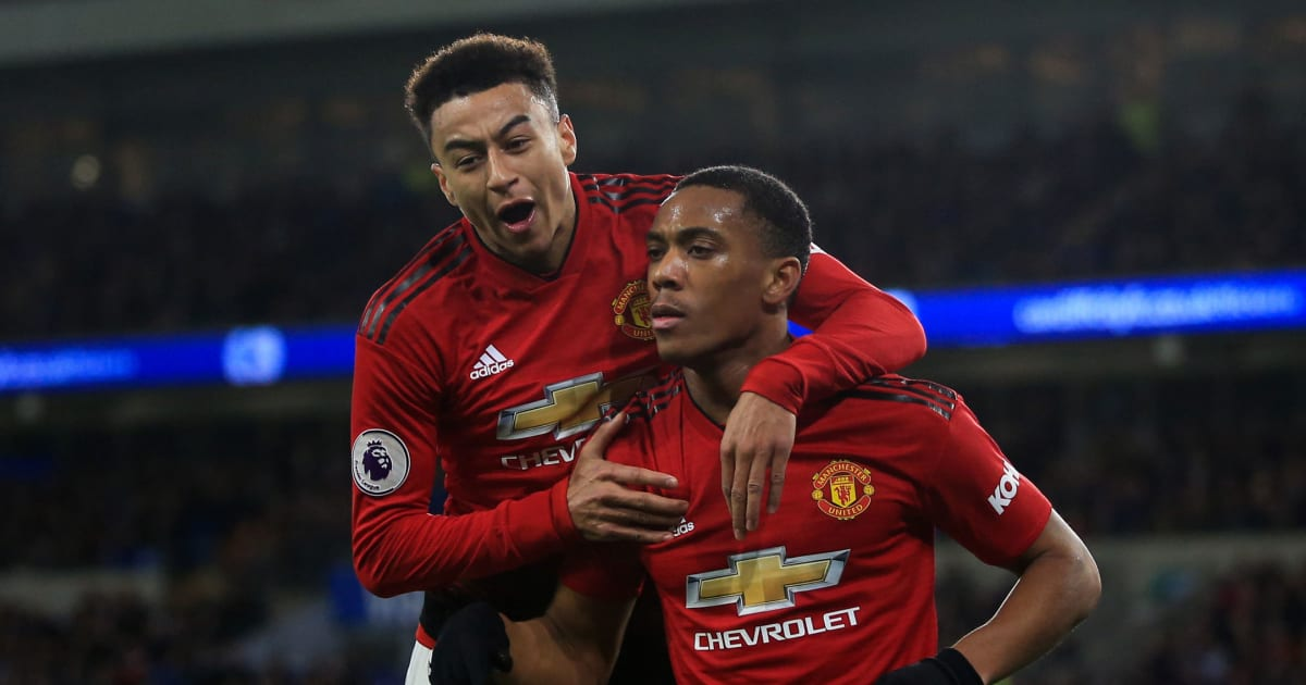 Jesse Lingard & Anthony Martial to Miss Crucial Chelsea & Liverpool Games With Injury