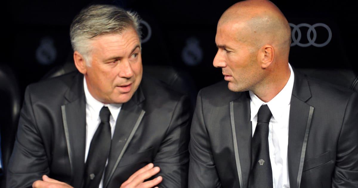 """Zinedine Zidane Changed the Way I Looked at Football"", Claims Carlo Ancelotti"