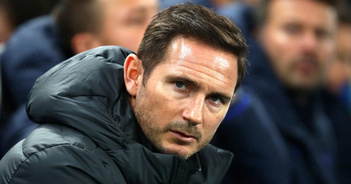Frank Lampard Reveals Chelsea Will Look to Sign Eden ...
