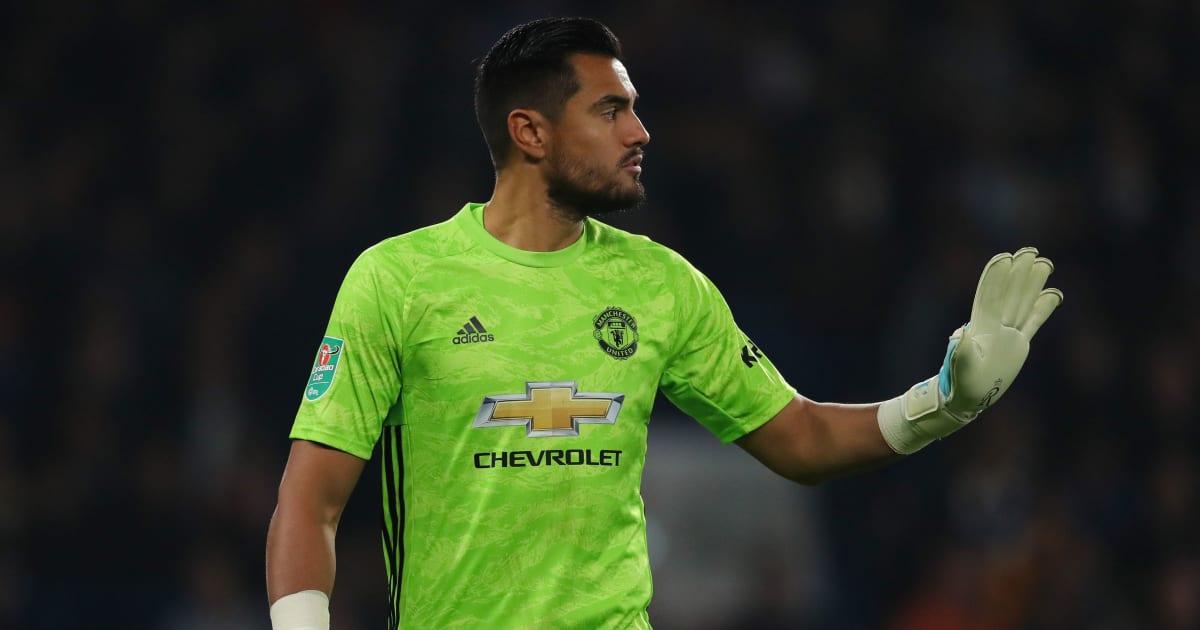 Sergio Romero už nejspíše v dresu United neodchytá jediný zápas