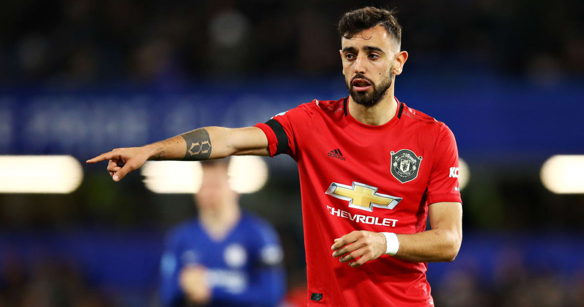 Bruno Fernandes on His 'Dream Come True' After First Win Since Manchester United Transfer