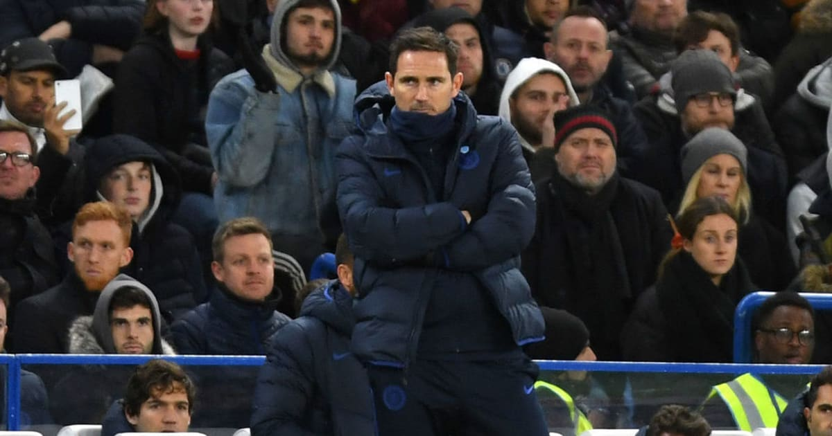 Frank Lampard to Face 'Serious Scrutiny' After Kepa Issues if Chelsea Fail to Finish in Top 4